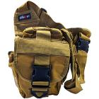 The Armory Tactical Shoulder Bag - Tan