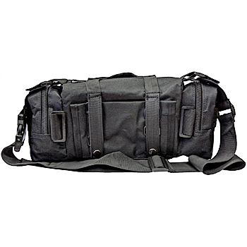 The Armory Range Bag - Black