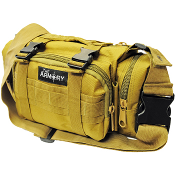 Tan The Armory Range Bag