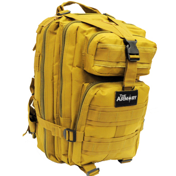 The Armory Tan Backpack