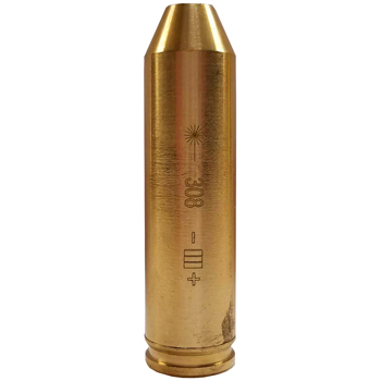 The Armory Laser Boresighter | 308 Winchester