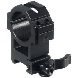 UTG 30mm High Profile Max Strength QD Scope Rings