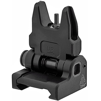 UTG Accu-Sync Spring-Loaded AR-15 Flip-Up Front Sight