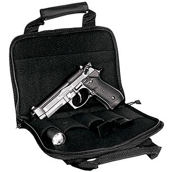UTG Deluxe Single Pistol Case