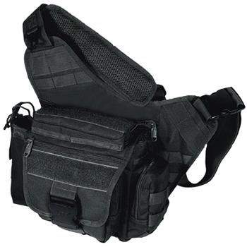 UTG Multi-Functional Tactical Messenger Bag | Black