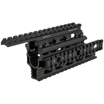 UTG AMD-65 AK Quad Rail Handguard