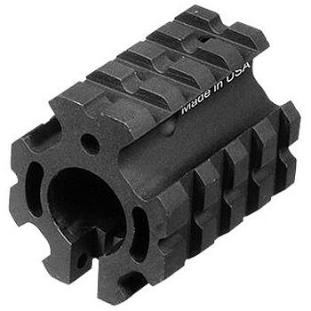 UTG Pro AR-15 Low-Profile Quad Rail Gas Block for 0.75