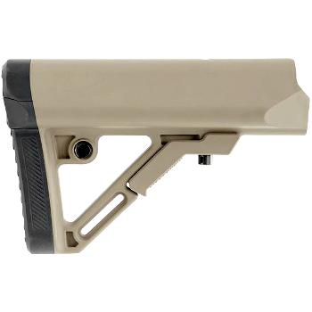 UTG Pro AR-15 Ops Ready S1 Mil-Spec Stock | Flat Dark Earth