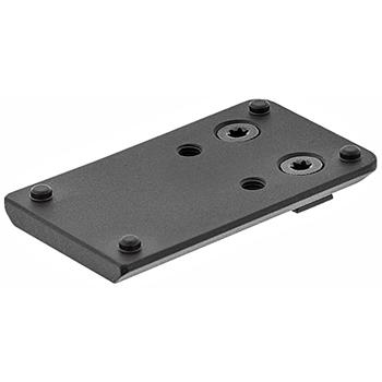 UTG Super Slim RDM20 Mount for Glock Rear Sight Dovetail