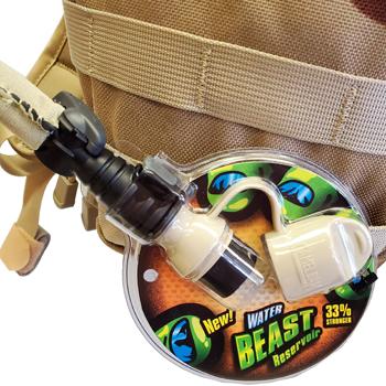 Camelbak Ambush 3L Hydration Pack - Desert Camo - 100oz