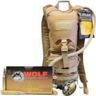 CamelBak Ambush + 200rds of Wolf Gold 223 55gr FMJ Ammo