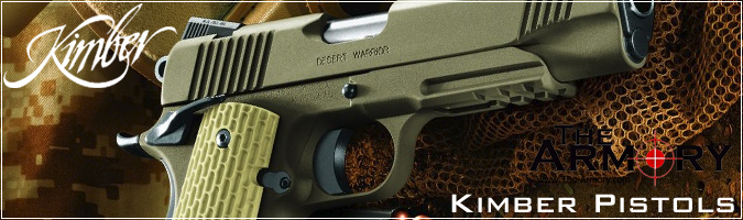 Kimber 1911 Pistols for Sale
