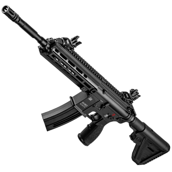 HK416 .22 LR RIFLE Review