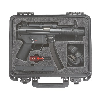 Heckler & Koch SP5K 9mm Semi-Automatic Pistol