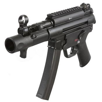 Heckler & Koch SP5K 9mm Semi-Automatic Pistol