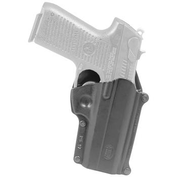 Fobus Belt Holster   Ruger P90   9mm/45   OWB   Right Hand   Black