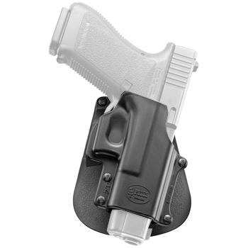 Fobus Paddle Holster   Glock   OWB   Left Hand   Black