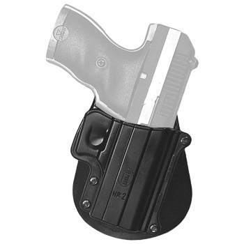 Fobus Paddle Holster | Hi-Point | 380 | OWB | Right Hand | Black