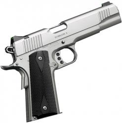 Kimber Custom Stainless II 1911 w/Night Sights - 45 ACP