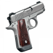 Kimber Micro Stainless Rosewood - 380 ACP