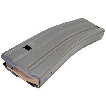 The Armory AR-15 Magazine   223/5.56   30rds   Aluminum   Tan Follower