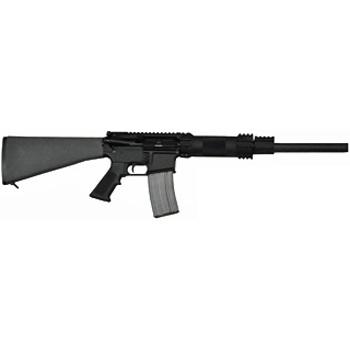 Olympic Arms K16 AR-15 Rifle w/Partial Quad Rail - 223/5.56