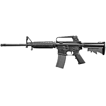 AR-15 Olympic Arms K3B-A2 Rifle - 5.56/223