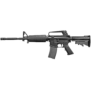 AR-15 Olympic Arms K3B-M4-A2 Rifle - 5.56/223