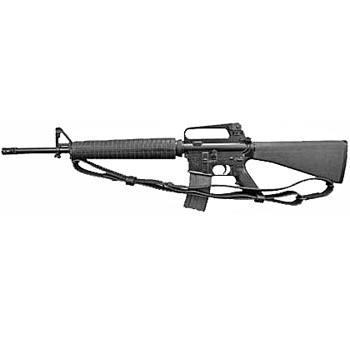 AR-15 Olympic Arms SM-1 Servicematch Rifle - 5.56/223