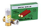 Buy This 12 GA 2-3/4 Slug 1-oz Sellier & Bellot Box Ammo for Sale