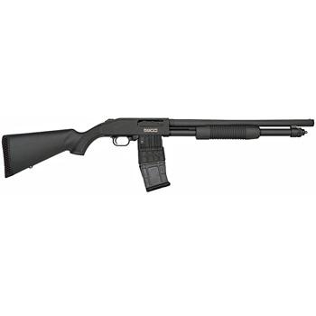 Mossberg 590M Mag-Fed Pump-Action 12 Gauge Shotgun