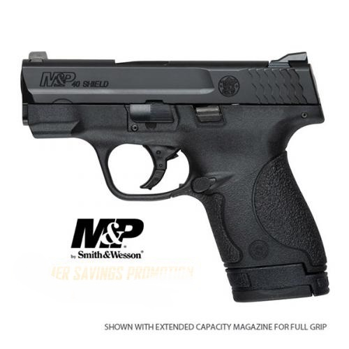 Smith & Wesson M&P Shield Compact Pistol w/Thumb Safety - 40 S&W