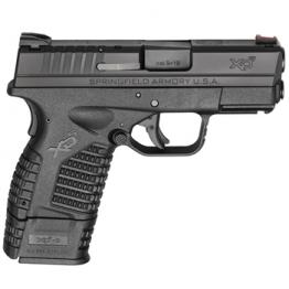 Springfield XD-S 3.3 9mm - Black Essentials Package XDS9339BE