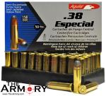 Buy This 38 Special 158 gr SJHP Aguila Ammo for Sale