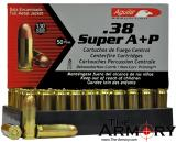 Buy This 38 Super A+P FMJ Aguila Ammo for Sale