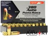 Buy This 380 Auto (ACP) 90 gr JHP Aguila Ammo for Sale