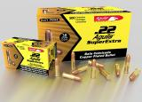 22LR 38gr Aguila High Velocity HP Ammo Box (50 rds)