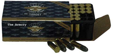 Buy This 22LR 40gr Aguila Golden Eagle Target Ammo for Sale
