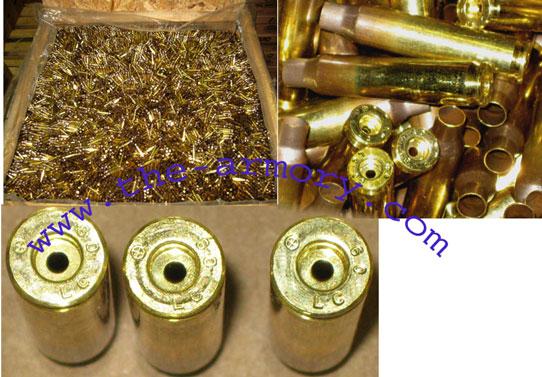 New Lake City Mil-Spec 223 (5.56) Brass 100 Rds