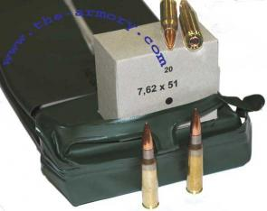 Buy This 308 Win (7.62x51mm) M80 146gr FMJBT Lithuanian Ammo for Sale