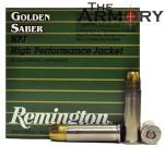 Buy This 38 Spl 125 gr +P HPJ Remington Golden Saber Ammo for Sale