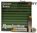 Buy This 38 Spl 125 gr +P HPJ Remington Golden Saber Ammo for Sale