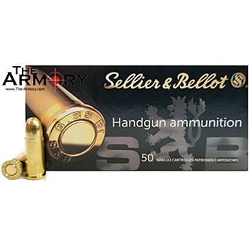 25 Auto (ACP) 50gr FMJ  Sellier & Bellot Ammo Box (50 rds)