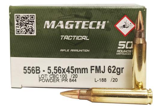 Magtech 556B 62gr FMJ
