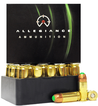 Buy This 9mm Luger (9x19mm) 90gr PowerStrike Allegiance Ammunition Ammo for Sale