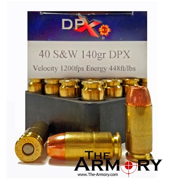 Buy This 40 S&W 140gr DPX Corbon Ammo for Sale