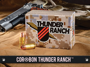 Buy This 45 ACP (45 Auto) 185 gr +P DPX Thunder Ranch Corbon Ammo for Sale
