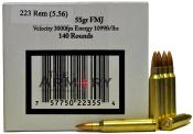 Buy This 223 Remington (5.56x45mm) 55 gr FMJ Corbon Ammo for Sale