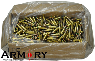 Lake City M855 62gr 5.56x45mm 223