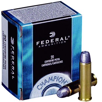 Buy This 32 H&R Mag 95gr LSWC Federal Ammo for Sale
